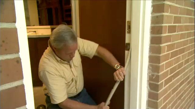 How To Replace Worn Weatherstripping Around Doors Diy