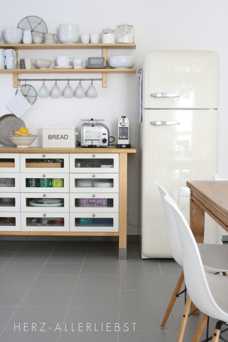 Best Ikea Varde Drawers And Sm*G Fridge In Kitchen 640 x 480