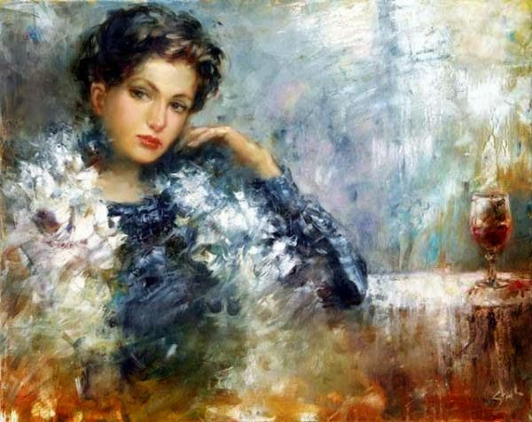 Fine Art and You: Amazing Fantasy Paintings by Stanislav Sugintas