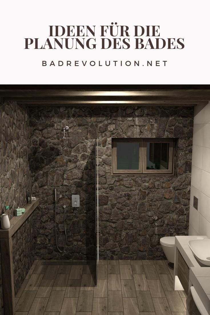 Sie Suchen Ideen Fur Das Neue Badezimmer Sie Sind Sich Noch Nicht Uber Das Design Die Fliesen Im Klaren Das Bad Soll Modern Bad Badezimmer Neues Badezimmer