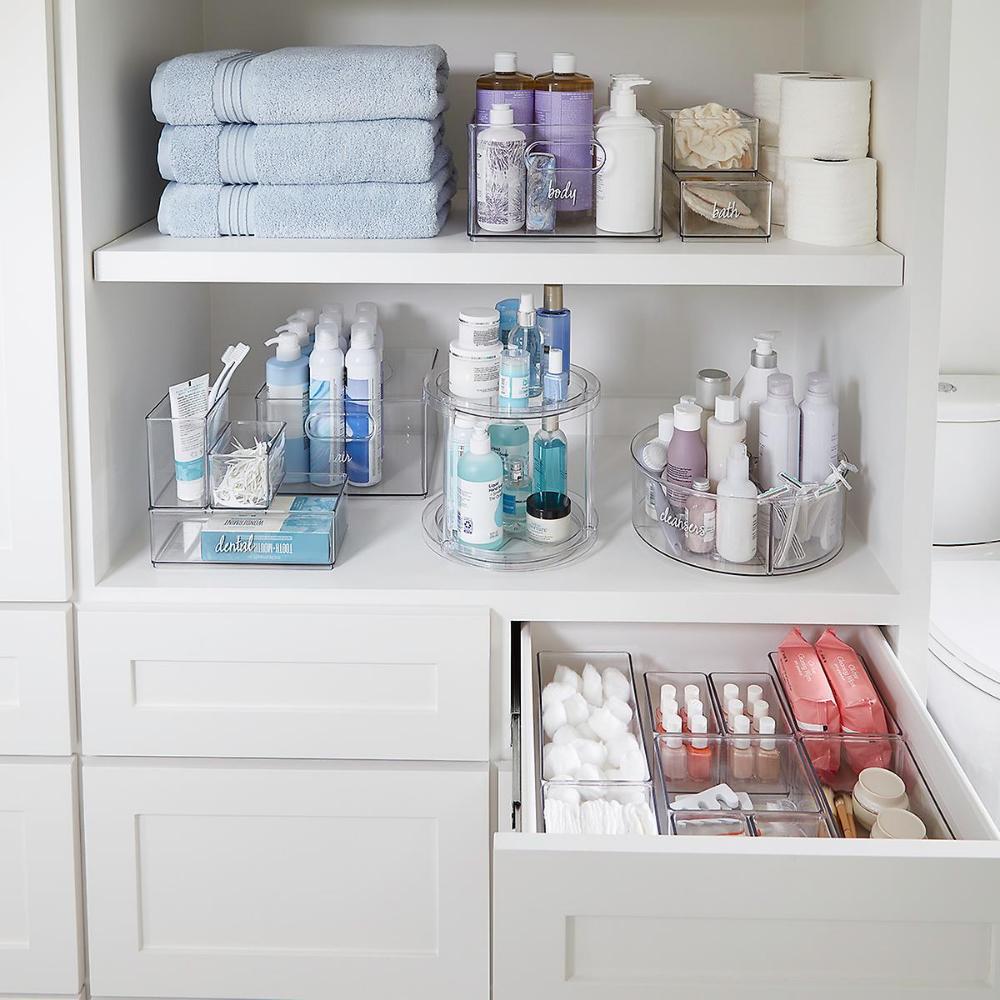 The Home Edit Bath & Laundry Labels