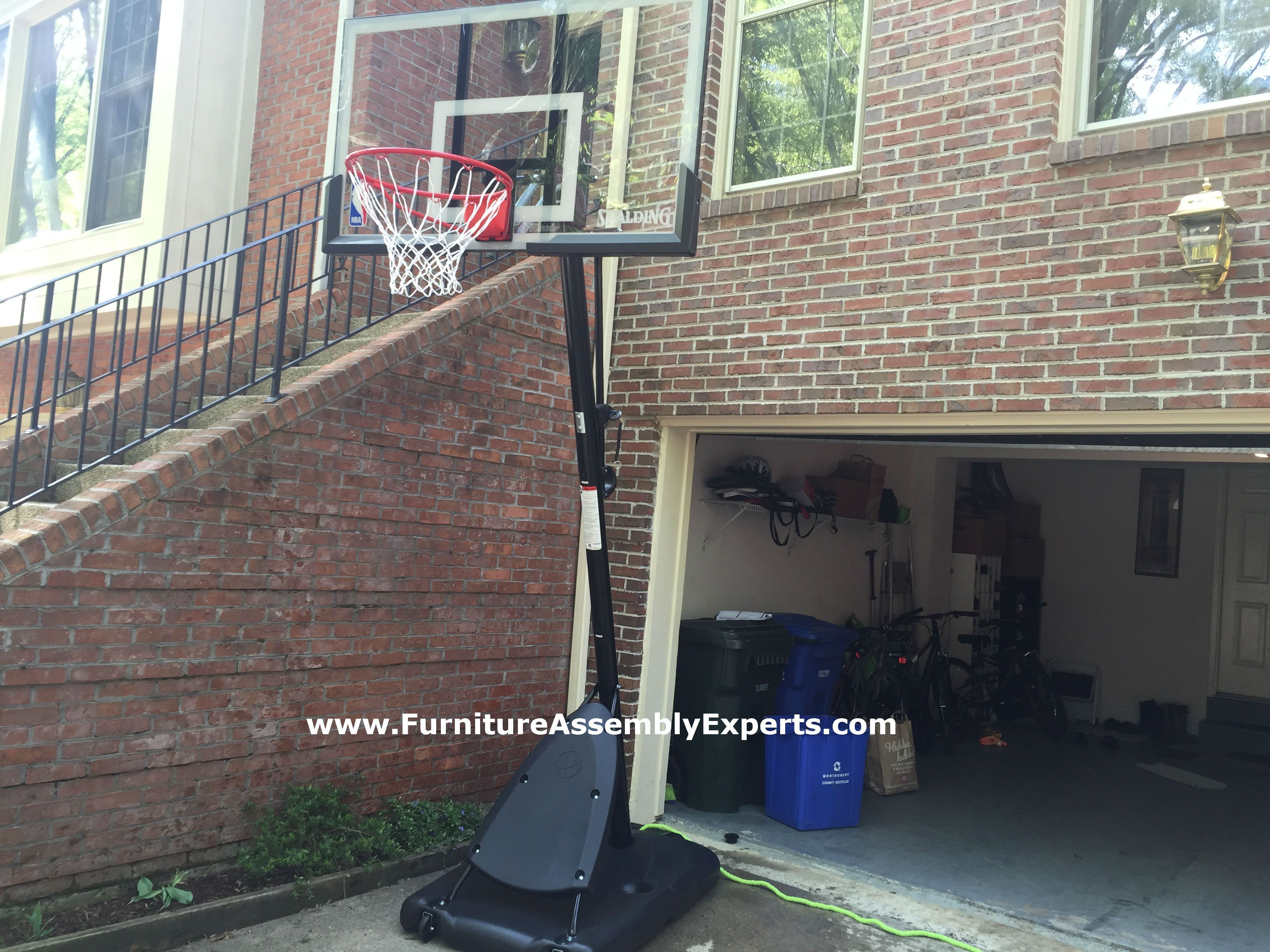 38 best basketball hoop images on pinterest portable basketball