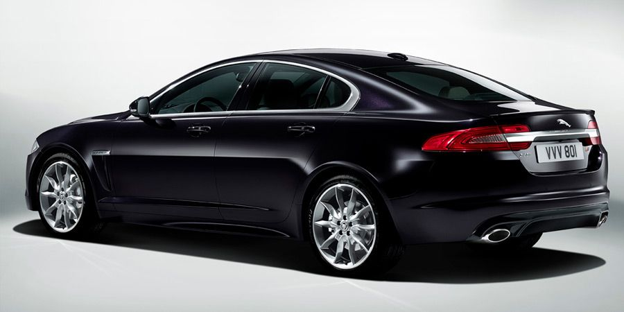 2014 Jaguar XF Has A Gorgeous Exterior Design. To Know More About This Car  Model