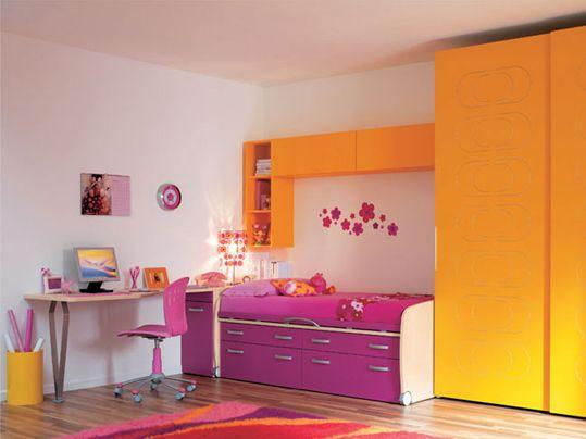 Sicurezza per i bambini con le camerette Moretti Compact | Bedroom ...
