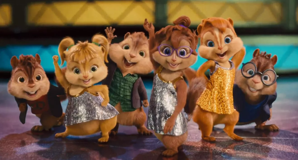 Top 10 Best Amy Poehler Movie And Tv Roles Of All Time Thought For Your Penny Alvin And Chipmunks Movie The Chipettes Chipmunks