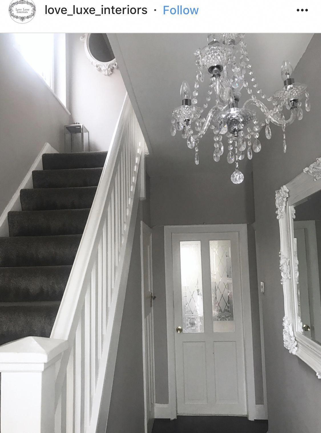 Hallwayideas Hallway Decorating White Hallway Grey Hallway