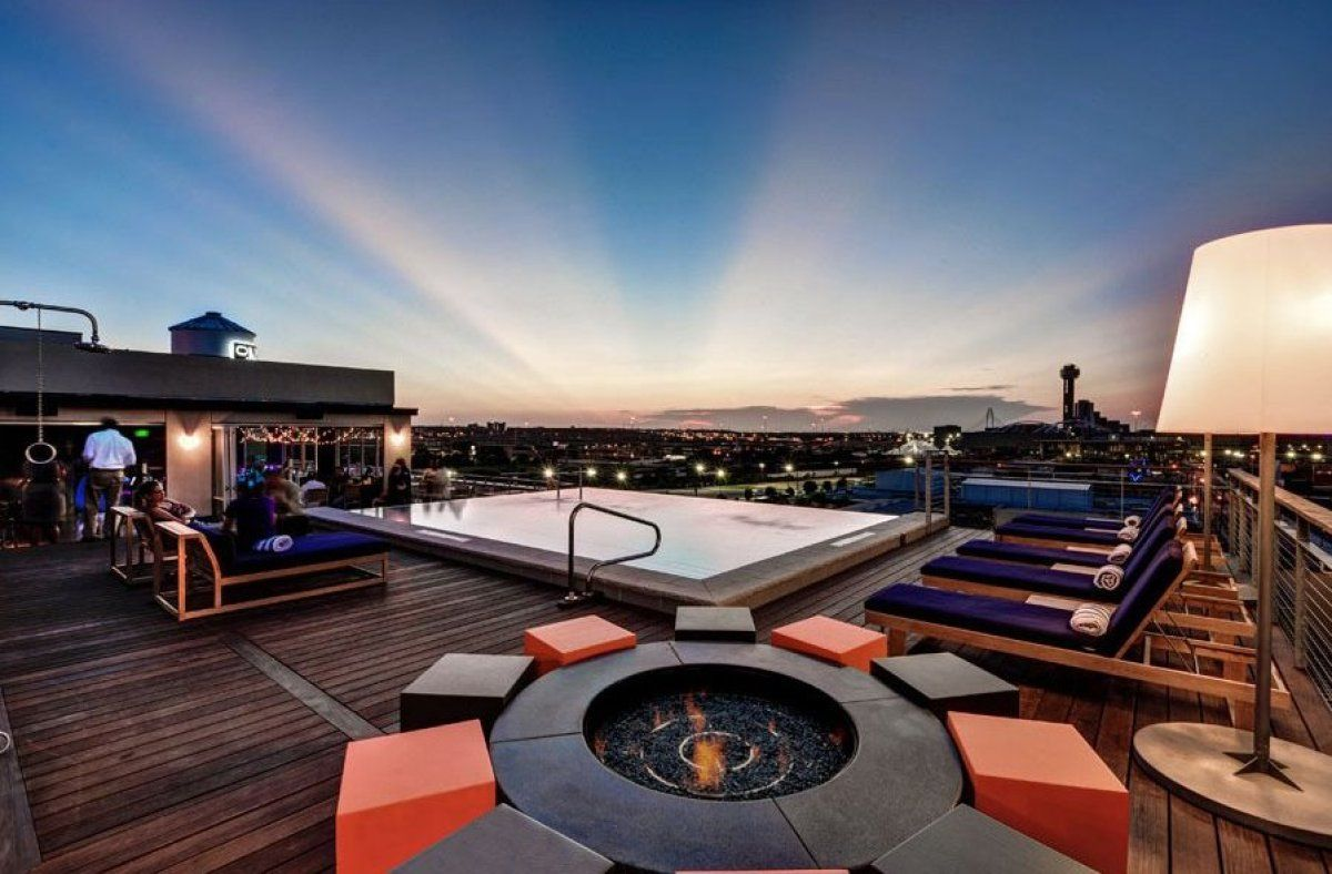 Americau0027s Coolest Rooftop Bars (PHOTOS) : rooftops in dallas - memphite.com
