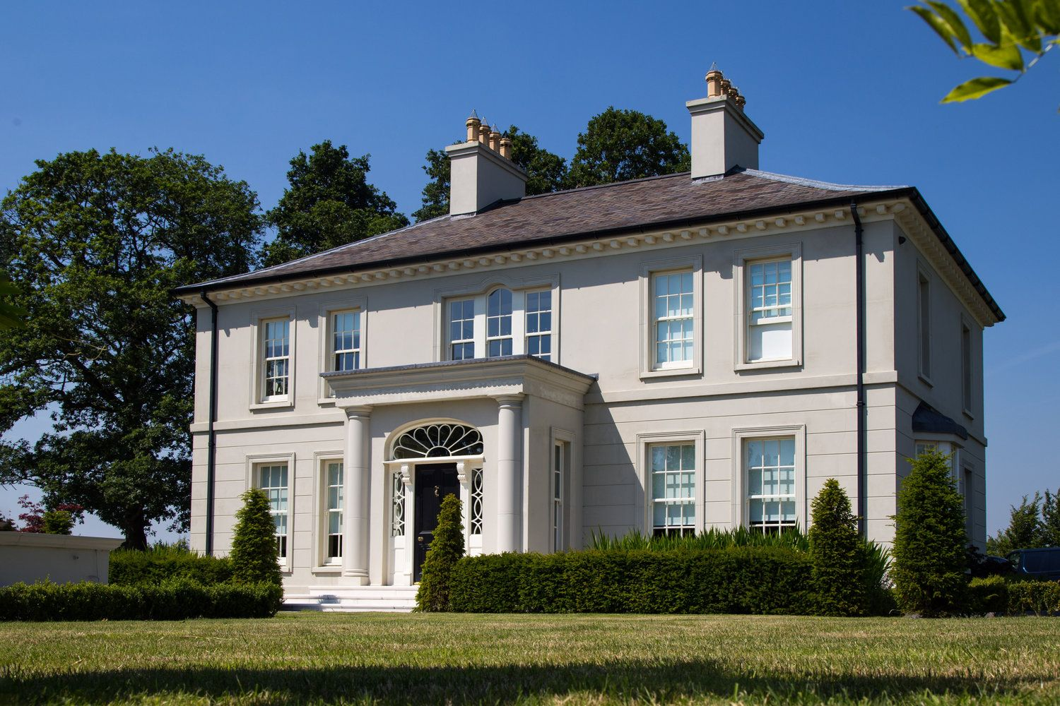 Mcniece House Portadown Co Armagh Paul Mcalister Sustainable