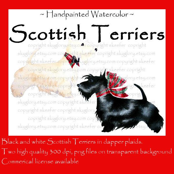 Scottie Clipart And Gifs