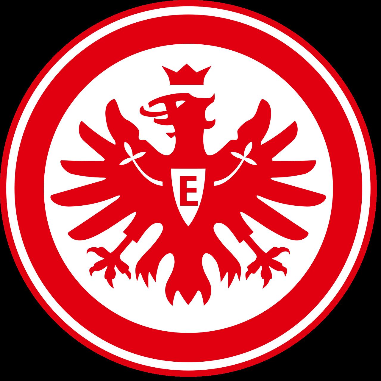 Eintracht Frankfurt Wikipedia Eintracht Frankfurt Logo Eintracht Frankfurt Eintracht