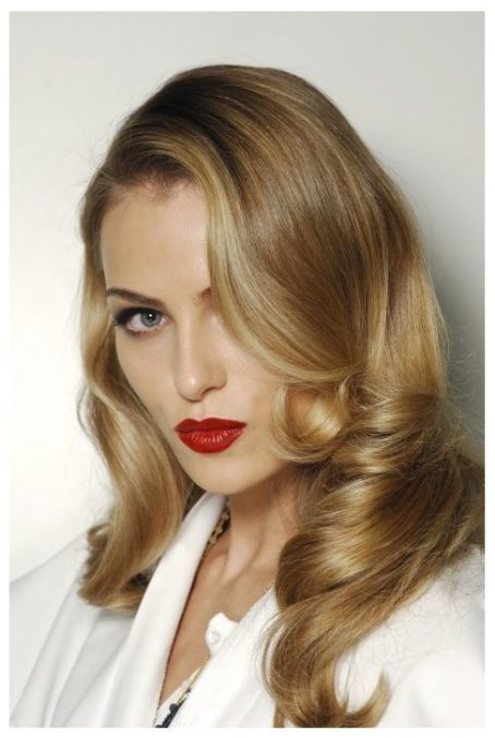 Vintage Wedding Makeup Amp Hair On Pinterest Vintage Hair