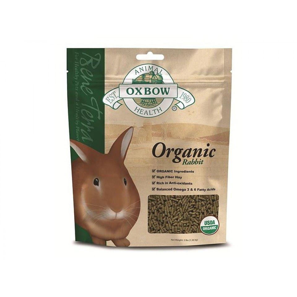 Oxbow organic rabbit food home remedies and organic food