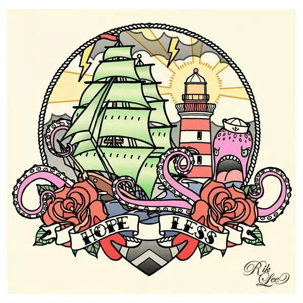 Nautical rik lee design