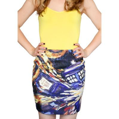 16 Ways to Wear a TARDIS