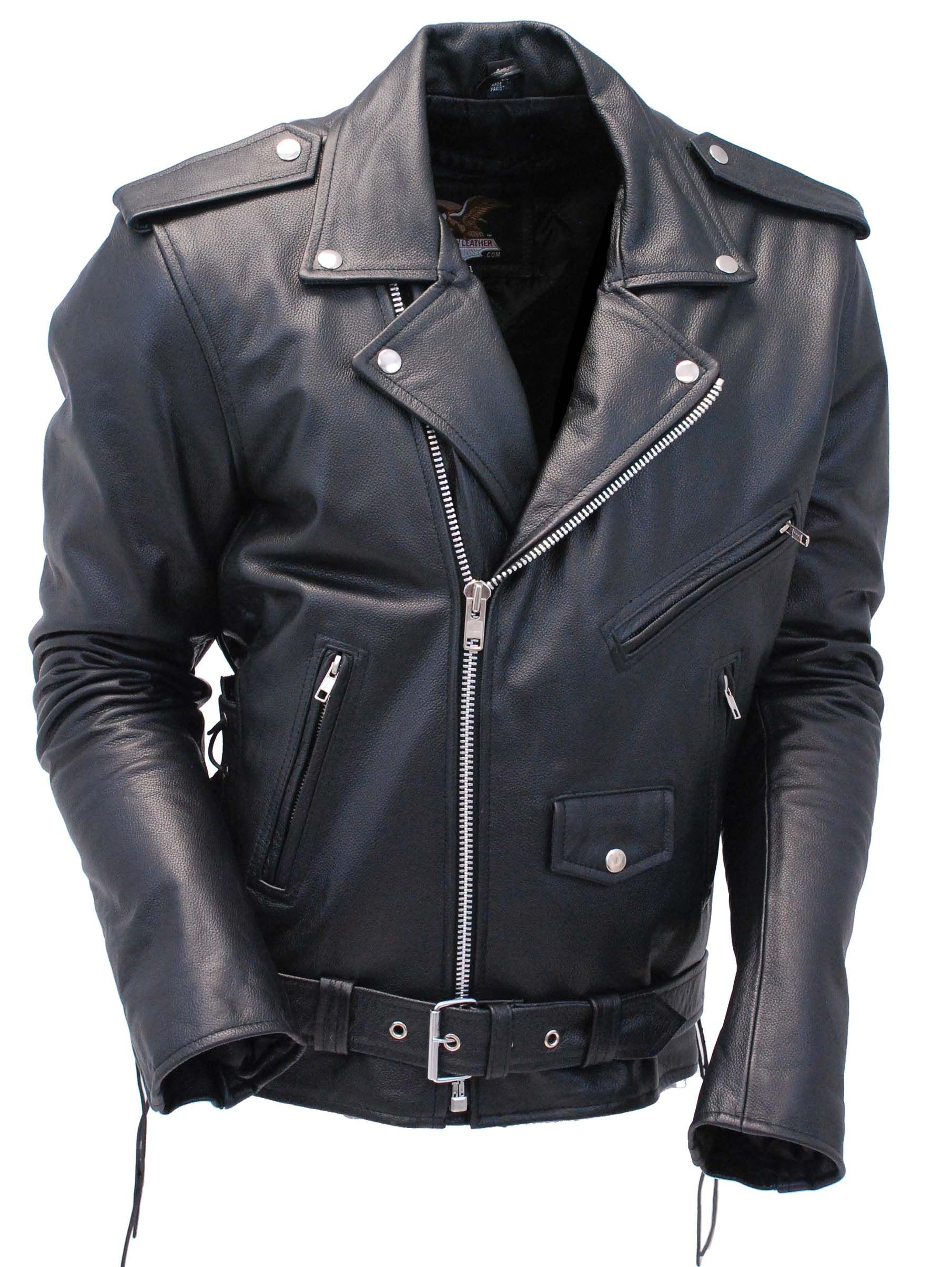 Motercycle Leather 21