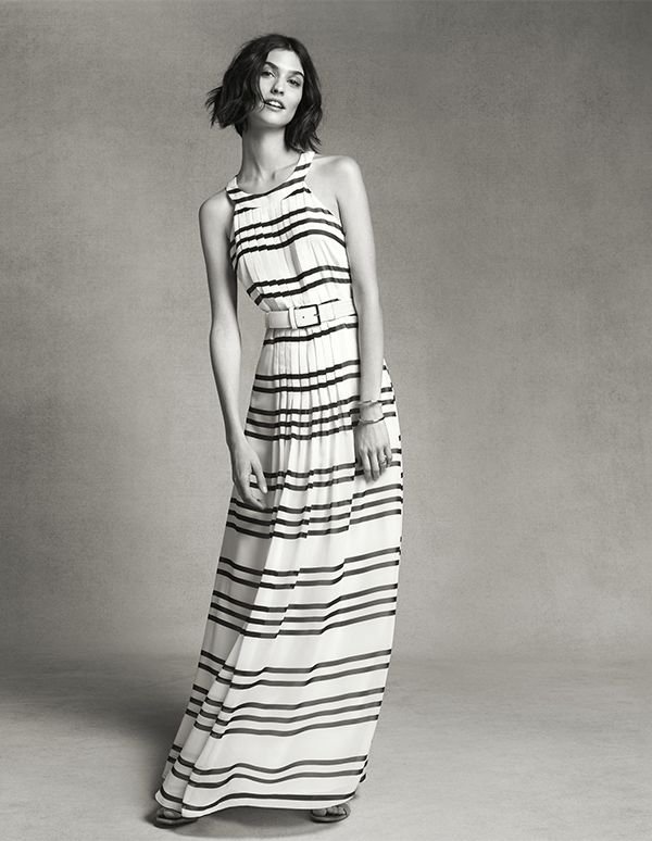 2b17651bc55 Ann Taylor s striped maxi dress is great on its own