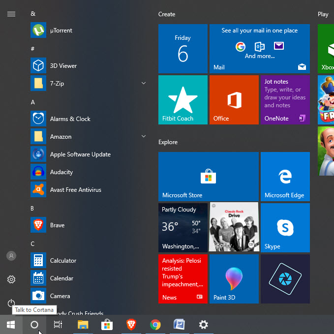 Windows 10 Search Bar Missing Solved Windows 10 Cool Desktop Wallpapers Software Update