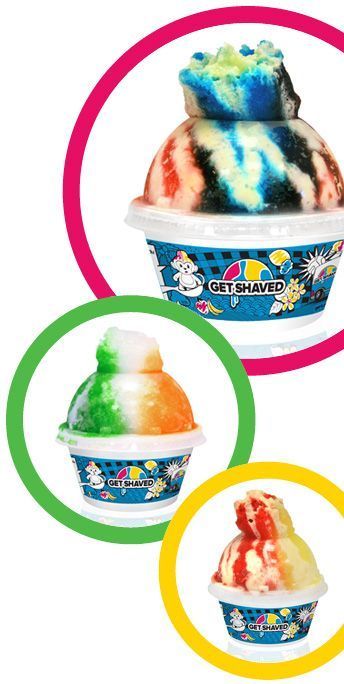 Get Shaved Secret Menu