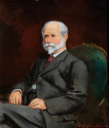 John Leith Ross by J. D. Beauchamp Cameron