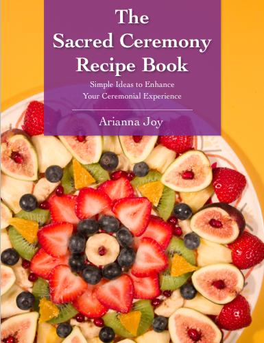 The sacred ceremony recipe book ayahuasca friendly recipes the sacred ceremony recipe book ayahuasca friendly recipes fandeluxe Gallery