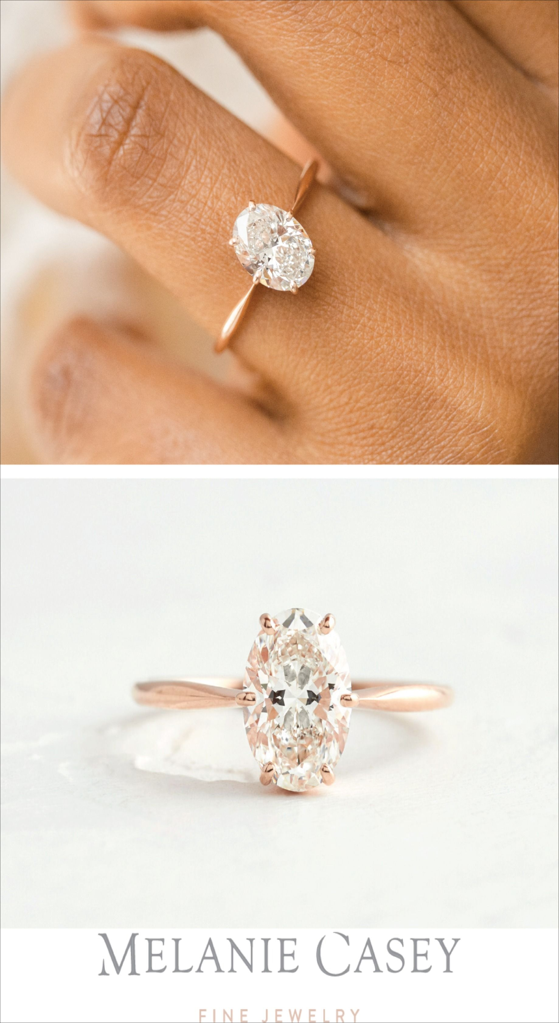 Wishing Well Ring Oval Diamond White Gold Engagement Rings Vintage Gold Oval Engagement Ring Rose Gold Oval Engagement Ring