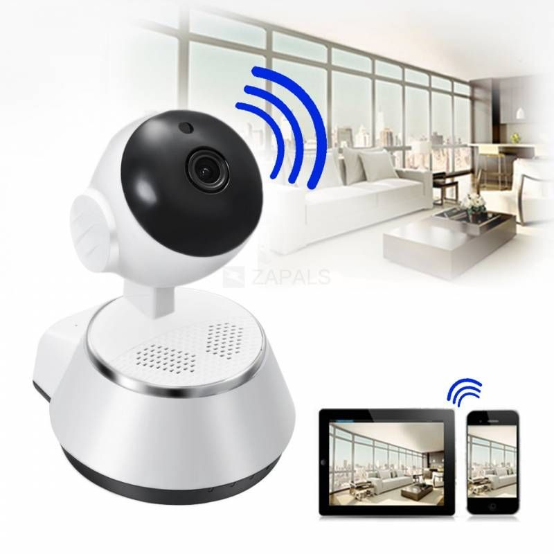 Wifi smart net camera v380 | Wifi smart ip Camera | Wifi