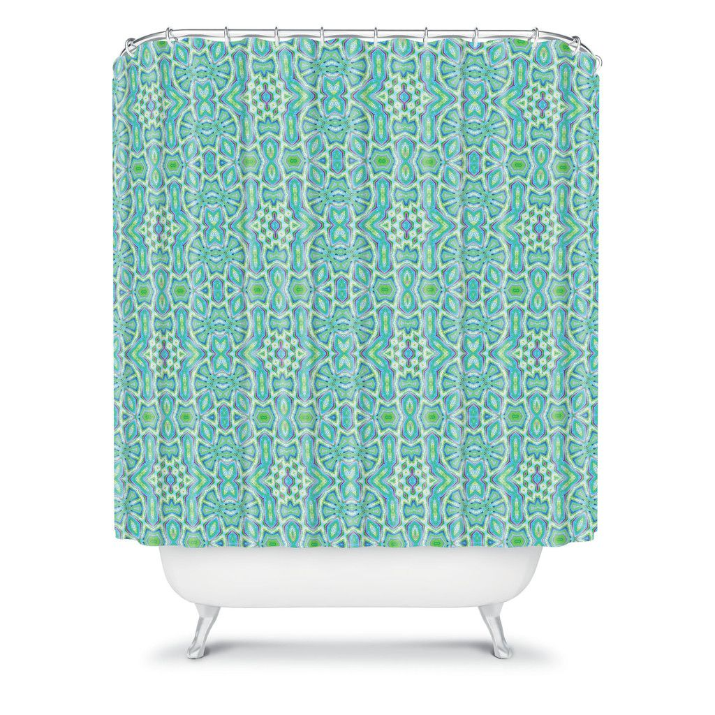 Ariel Shower Curtain Lisa Argyropoulos Ariel Shower Curtain My Designs On Deny
