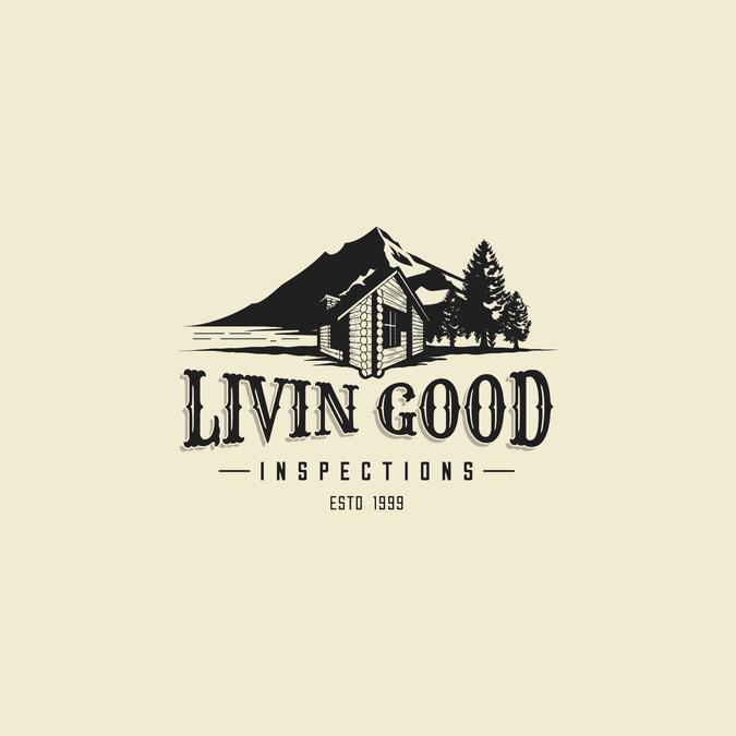 Create A Clean, Retro Logo For Home Inspection Company By Aurelizza