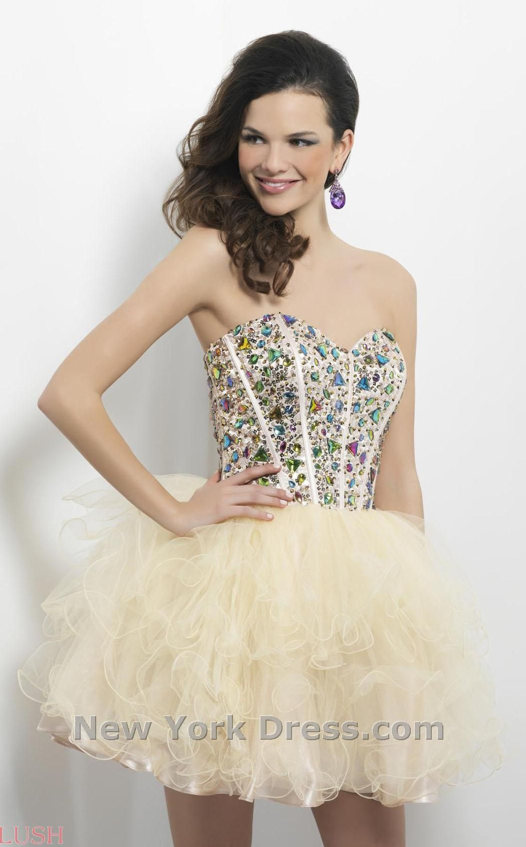 Blush in products pinterest prom dresses dresses
