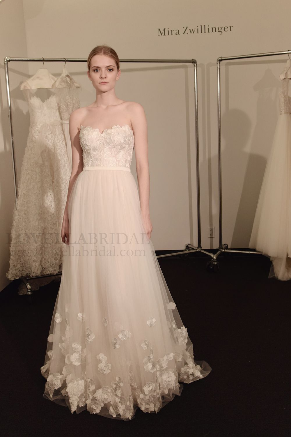 Bridal Market: Mira Zwillinger Private Viewing Jules dress