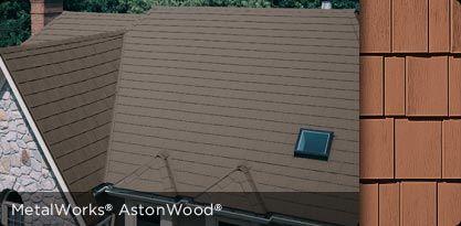Tamko Roofing Metalworks Astonwood Tamko Shingle Product Tamko Roof Shingles Tamko Roofing Contractors Bert Residential Roofing Roof Restoration Roofing