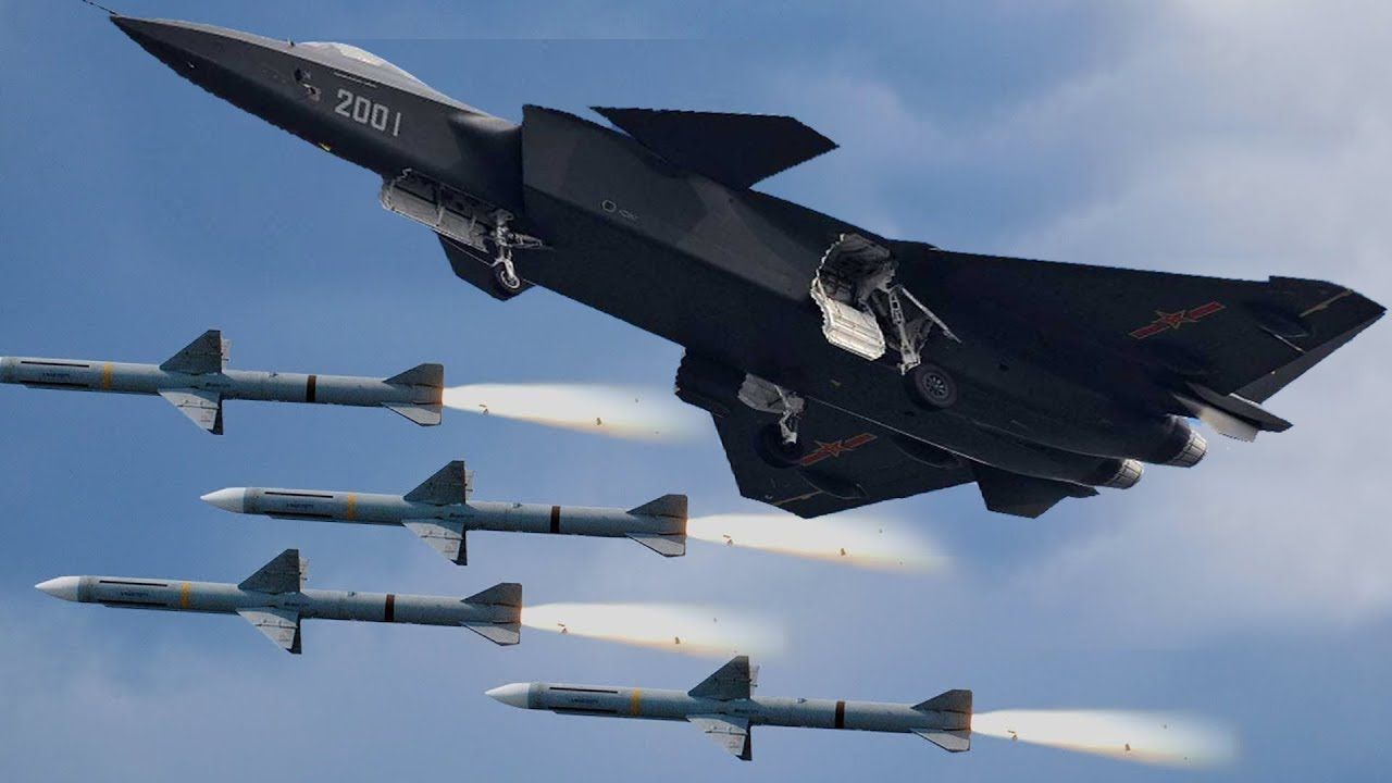 Finally: China J-20 Start mass production with WS-15 Super
