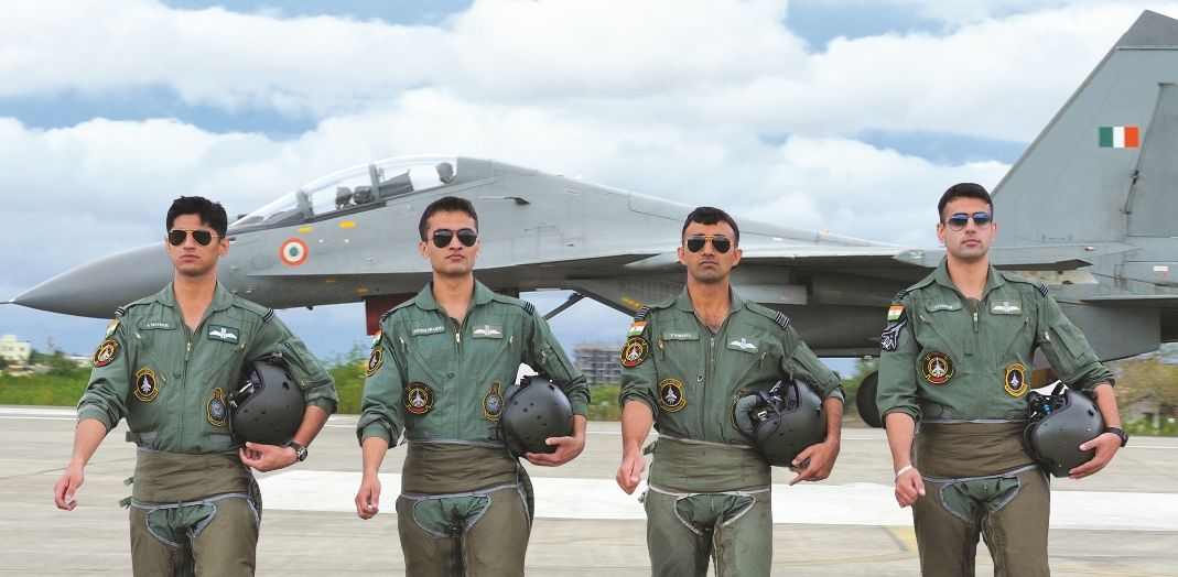 IAFPilots Indian air force, Air force jobs, Indian army
