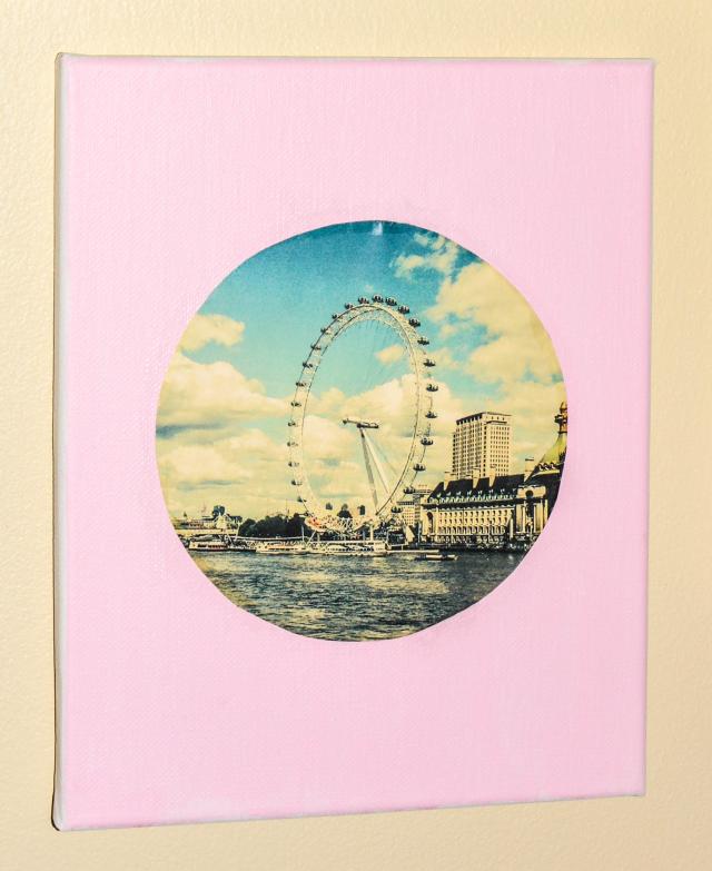 DIY Photo Wall Art | Photo wall, Wall galleries and Glue sticks