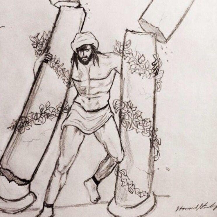 Samson sketch