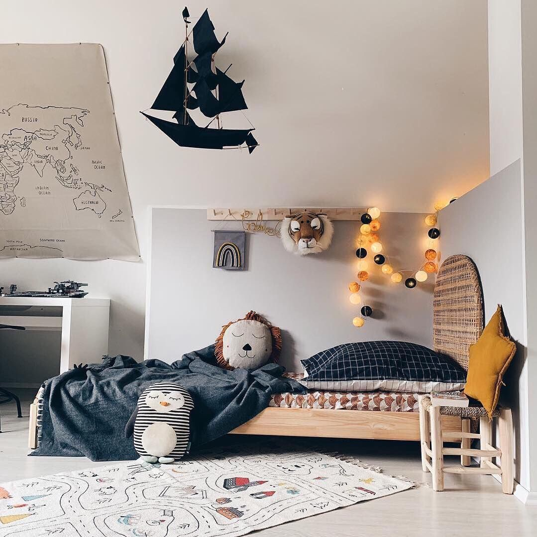 Not Your Usual Top 10 Kids Room Trends For 2019 Cool Kids Rooms