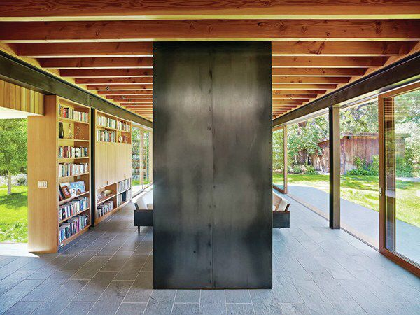 Cold Rolled Steel Wall Panels Architecture House Design Ranch House