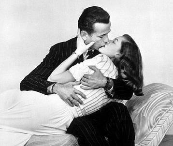 Lauren Bacall-Humphrey Bogart