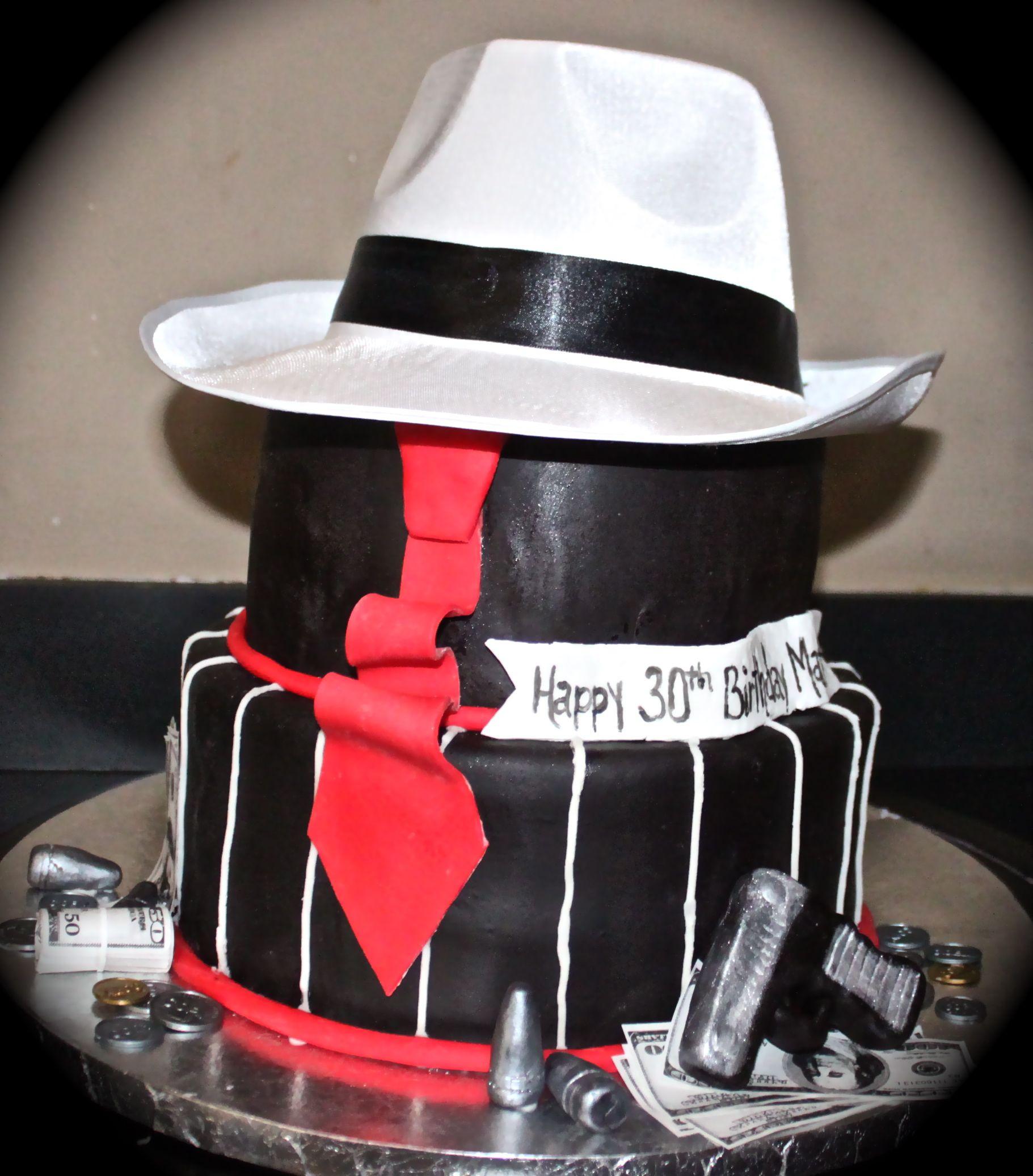 надо фото тортов для гангстерской вечеринки это