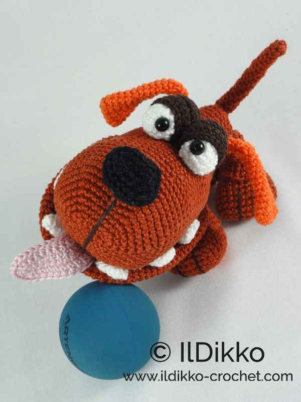 The Dogster amigurumi pattern by IlDikko | Pinterest | Amigurumi ...