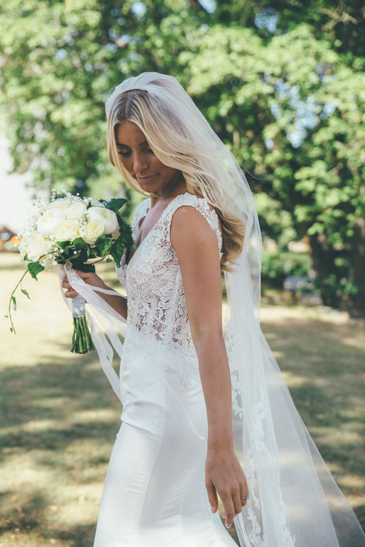 673c7183bf78 Min bröllopsklänning // My wedding dress (Sanne Alexandra) | Wedding ...