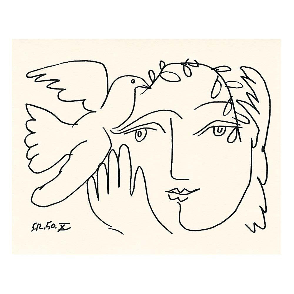 Picasso For Peace 2015 (Fine Arts)
