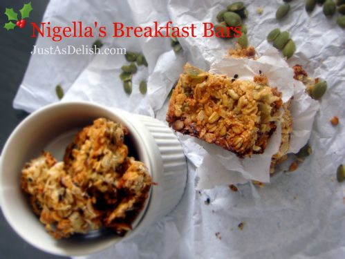 The Great Thing About This Recipe Is That You Can Use What You Have In The House I Made Healthy Food Dishes Breakfast Bars Healthy Healthy Breakfast On The Go