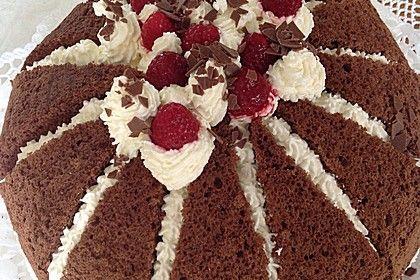 Kilimandscharo Torte 1 | Torten, Kilimandscharo, Kuchen ...