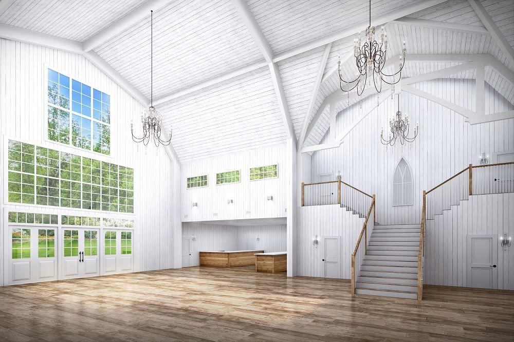 Trinity Farmhouse in 2020 Farmhouse wedding venue
