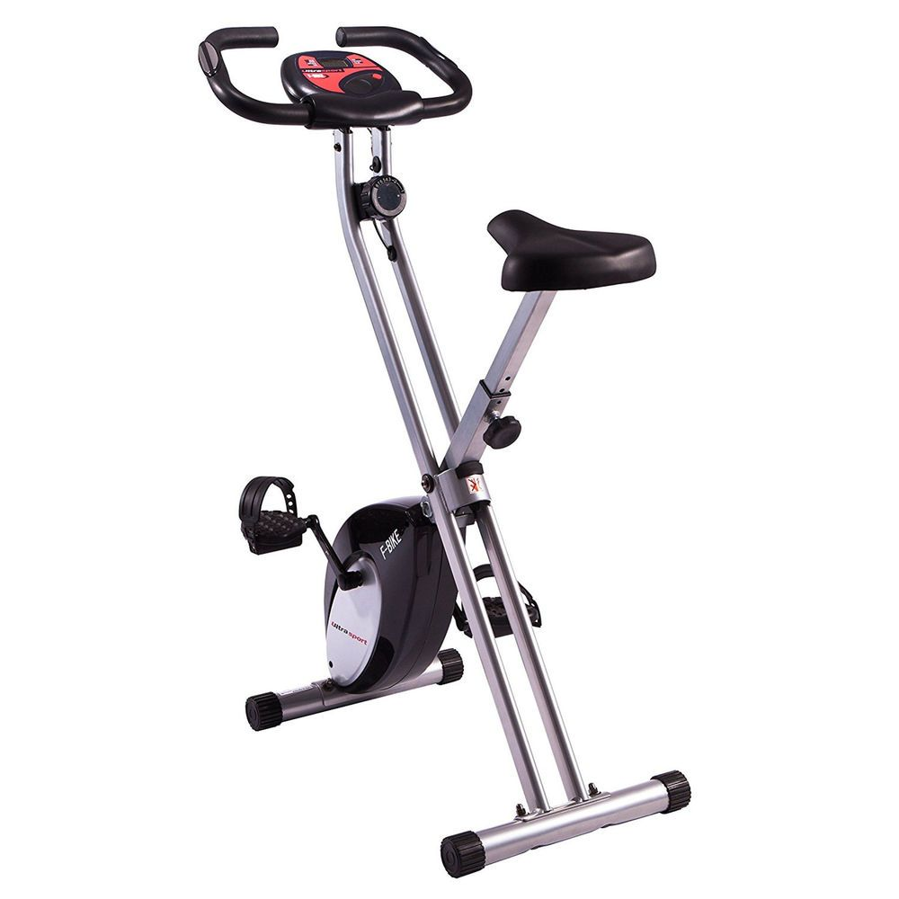 F Bike Home Trainer With Hand Pulse Sensor Cheap Exercise Bike