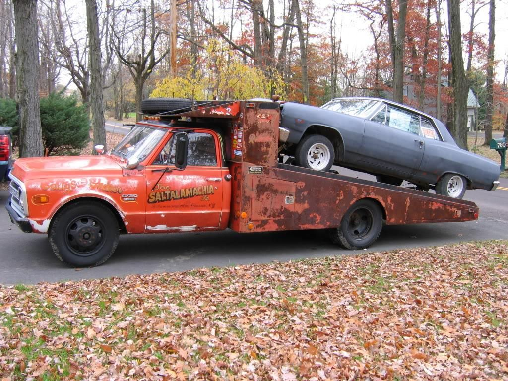 Vintage Drag Car Haulers or Tow Rigs. - The Supercar Registry ...