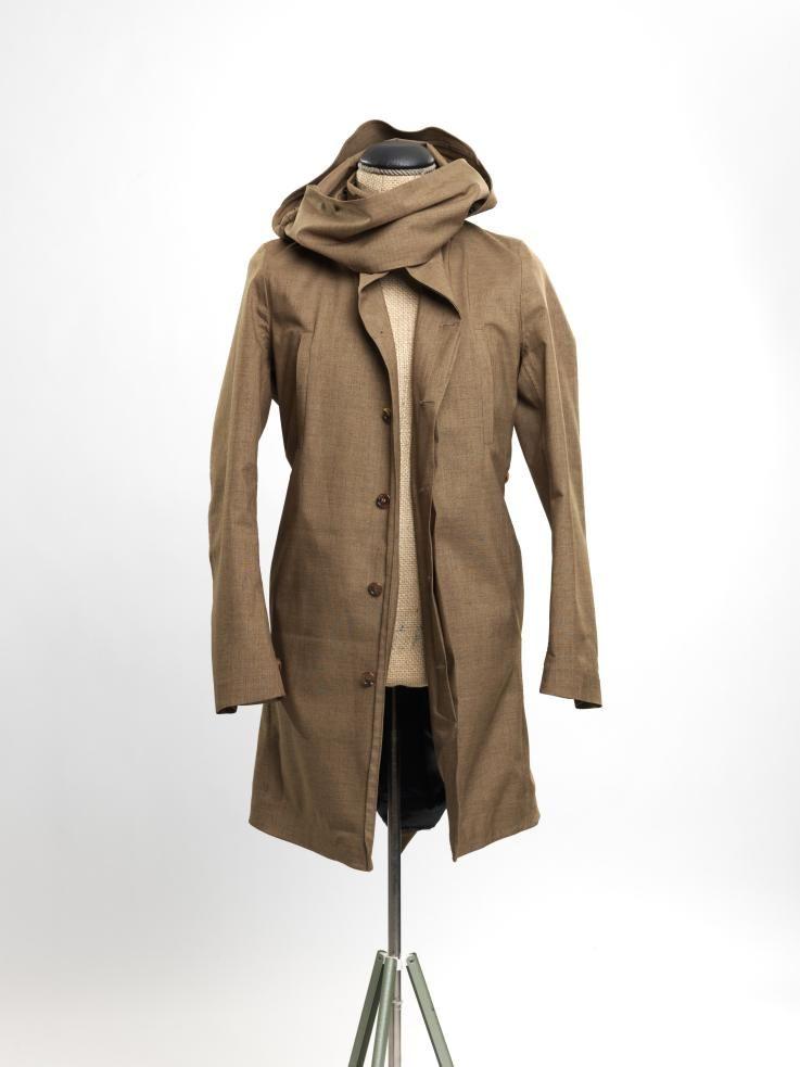 SS13 Norvegian Rain – Single Breasted Raincoat