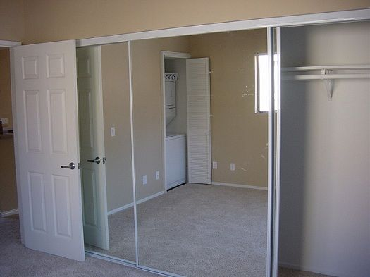 Mirror Bypass Closet Doors   Google Search
