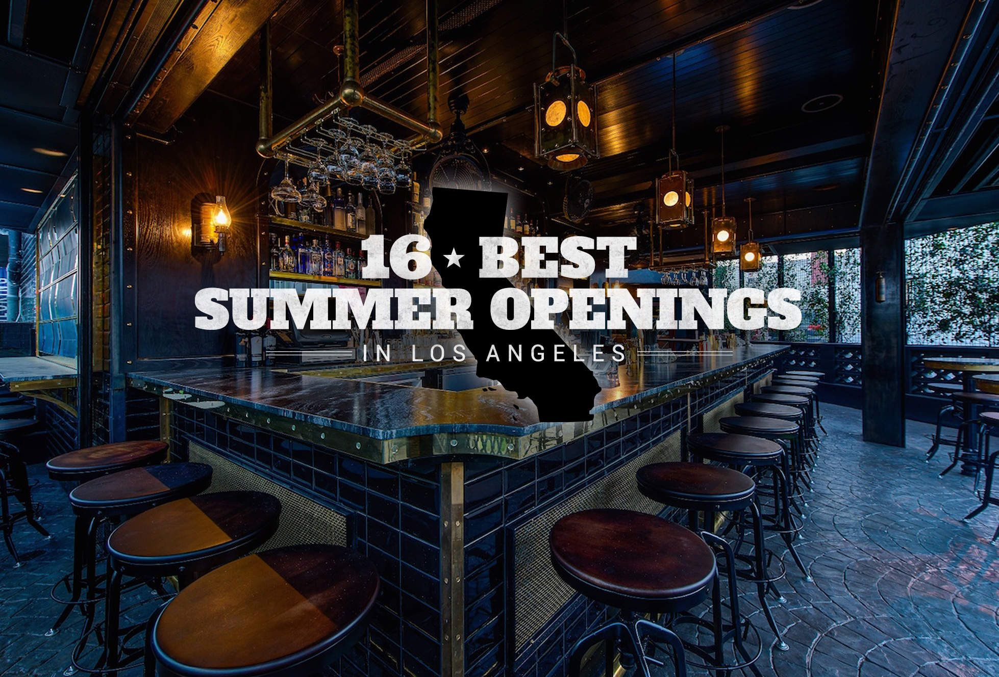 Las best restaurant and bar openings of summer